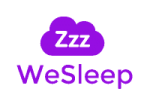 weSleep logo png
