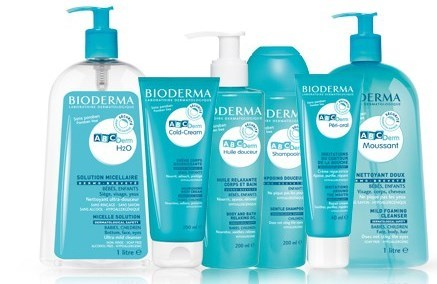 ABC DERM RANGE From Bioderma - Paediatric dermatology - Make