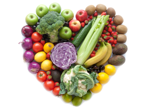 vegetables to cure heart