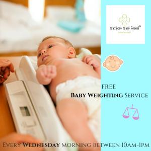 baby weighting