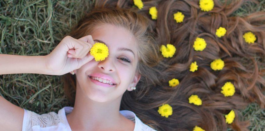 Beautiful Child Girl